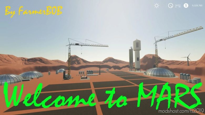 Mars V5 for Farming Simulator 19