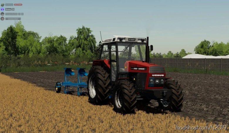 Ursus Finn 6CYL Pack for Farming Simulator 19
