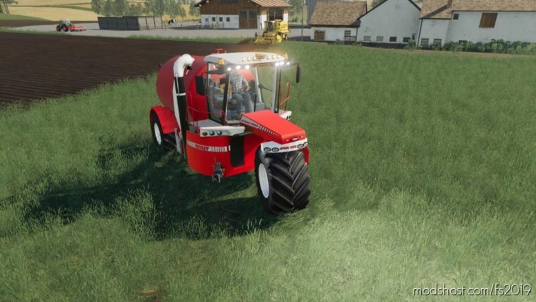 Vervaet Hydro Trike Edit for Farming Simulator 19