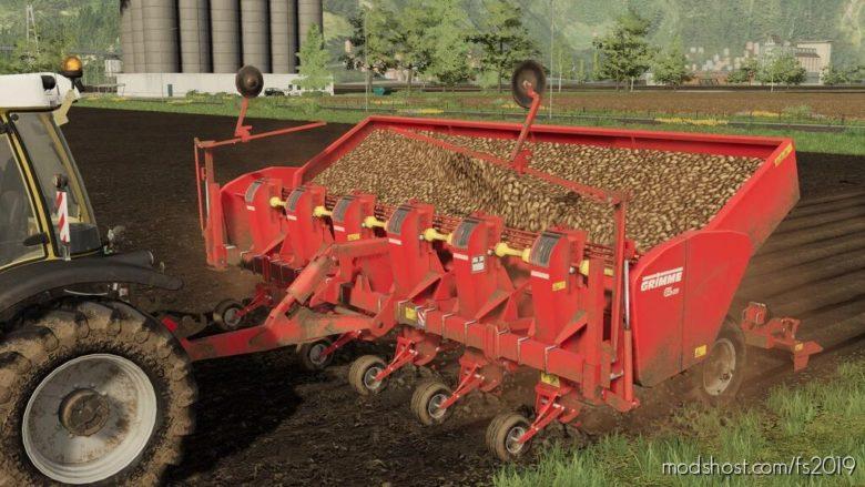 Grimme GL 660 for Farming Simulator 19