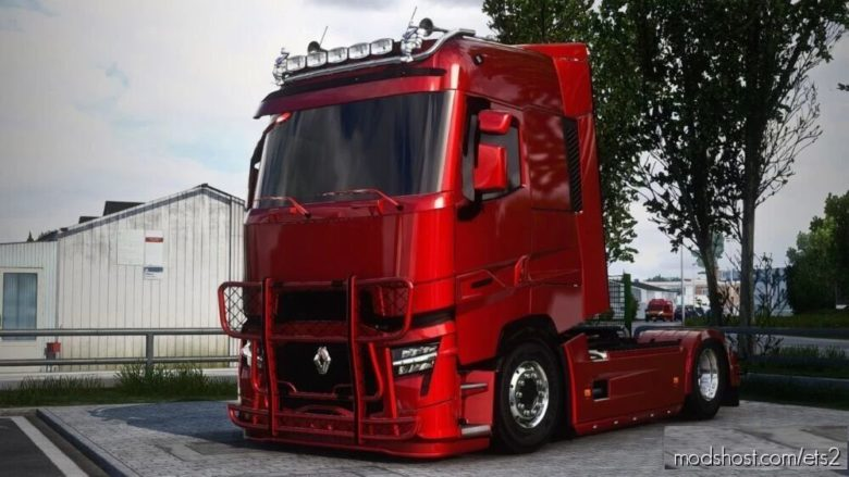 Renault NEW Range T Koseoglu Edition [1.40] for Euro Truck Simulator 2