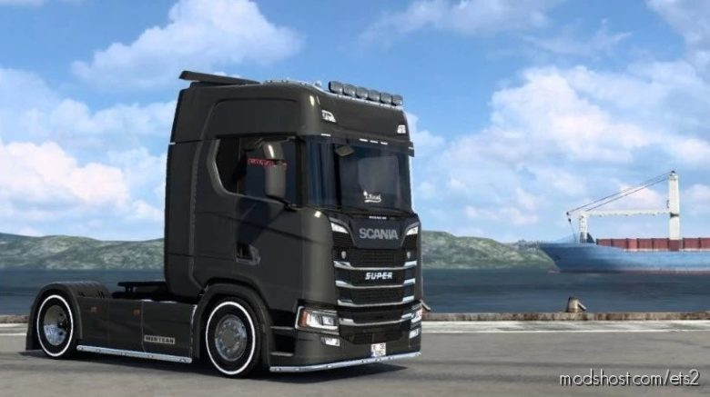 S500 Scania Mert CAN Koçak [1.40] for Euro Truck Simulator 2