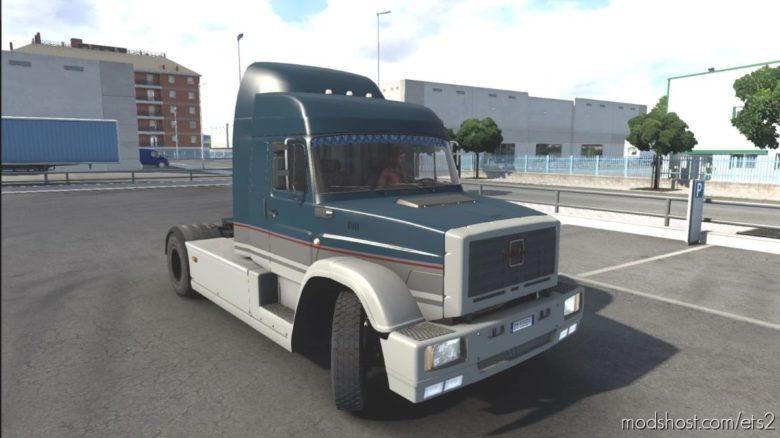 ZIL 5423 [1.40] for Euro Truck Simulator 2
