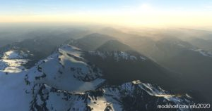 Olympic National Park Flight Plan V1.6 for Microsoft Flight Simulator 2020