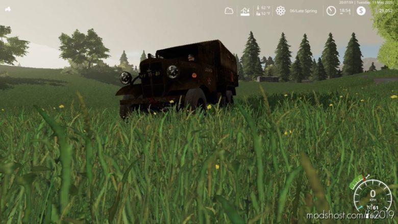 Isuzu Type 94 for Farming Simulator 19