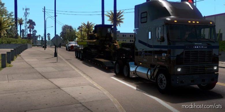 International 9600 Reworked Truck V2.1 [1.40] for American Truck Simulator