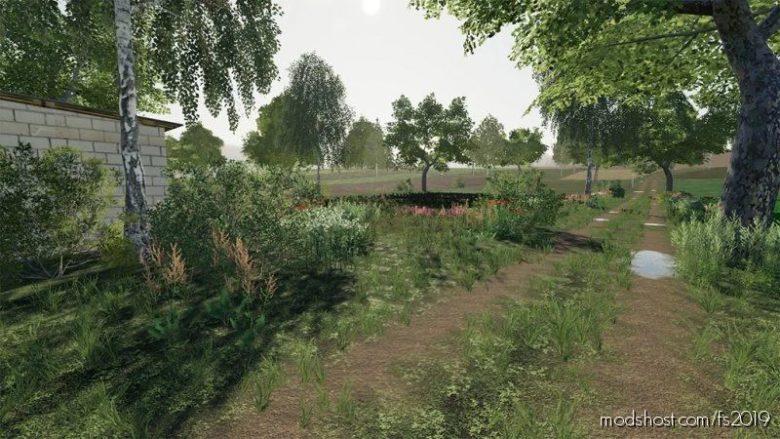 Jabłonna Map for Farming Simulator 19