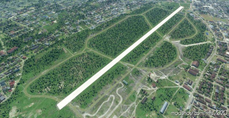 Wwii Biak Island Airfields – Papua Province for Microsoft Flight Simulator 2020