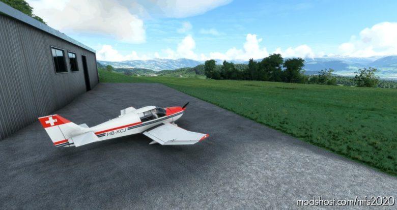 Lspk – Hasenstrick Airfield V0.1 for Microsoft Flight Simulator 2020