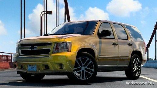 Chevrolet Tahoe 2007 V3 [1.40] for American Truck Simulator
