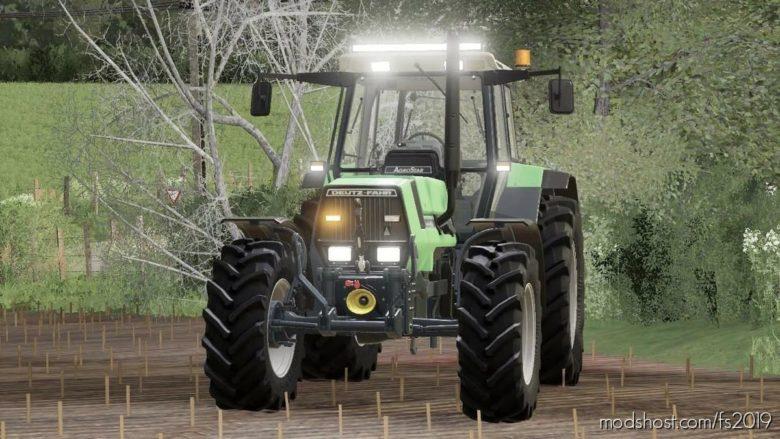 Deutz Agrostar 661 for Farming Simulator 19
