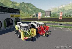 Claas Pack for Farming Simulator 19
