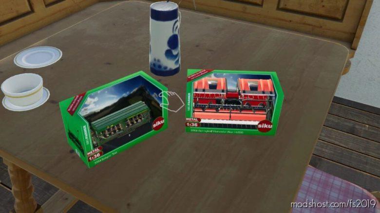 Siku BOX (Prefab) for Farming Simulator 19
