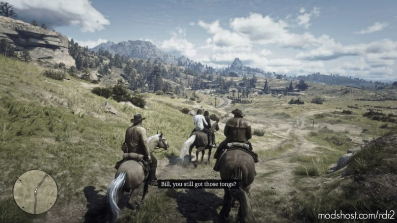 Vstormv's Reshade for Red Dead Redemption 2