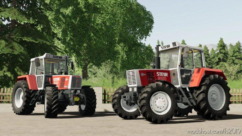Steyr 8150 V1.1 for Farming Simulator 19