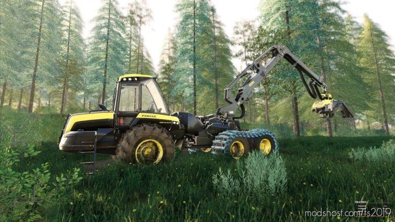 Ponsse Beaver for Farming Simulator 19