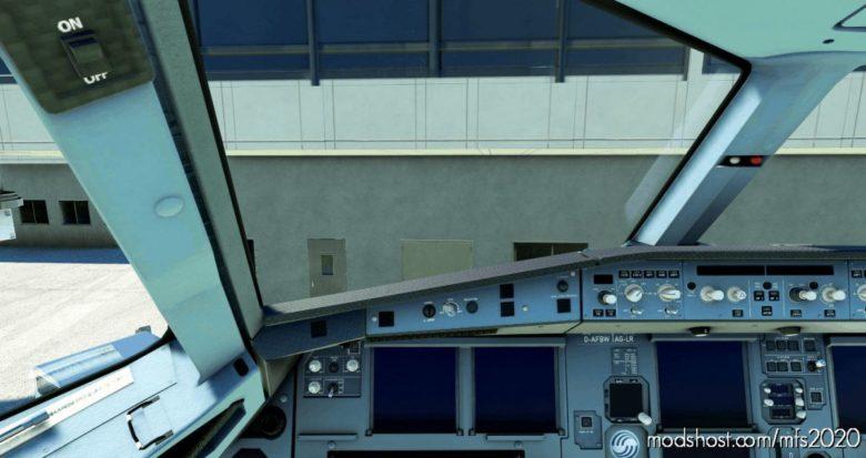 [FBW A32NX] – Carbon Cockpit V2.0 for Microsoft Flight Simulator 2020