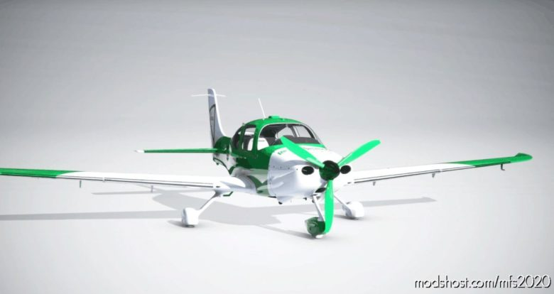 NEW York Pizza Cirrus SR22 Livery for Microsoft Flight Simulator 2020