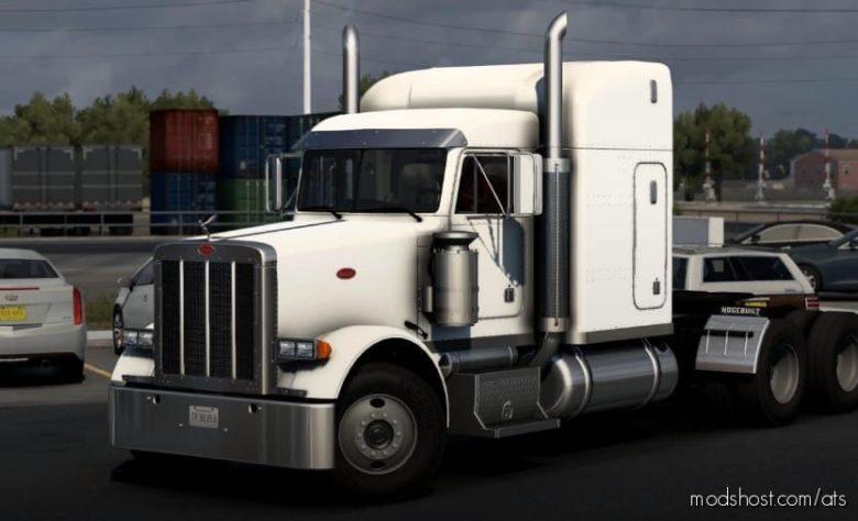 Peterbilt 378 Truck V3.7 for American Truck Simulator