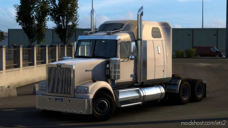 Western Star 4900FA V3.4 for Euro Truck Simulator 2