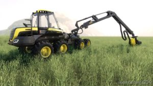 Ponsse Ergo 8WD 6WD for Farming Simulator 19