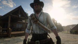 Alfredo Montez's Bandolier for Red Dead Redemption 2