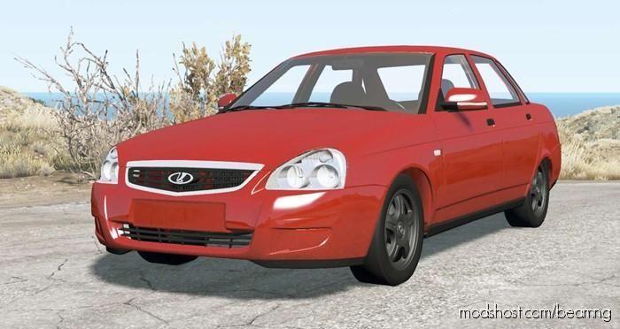 Lada Priora (2170) 2013 for BeamNG.drive