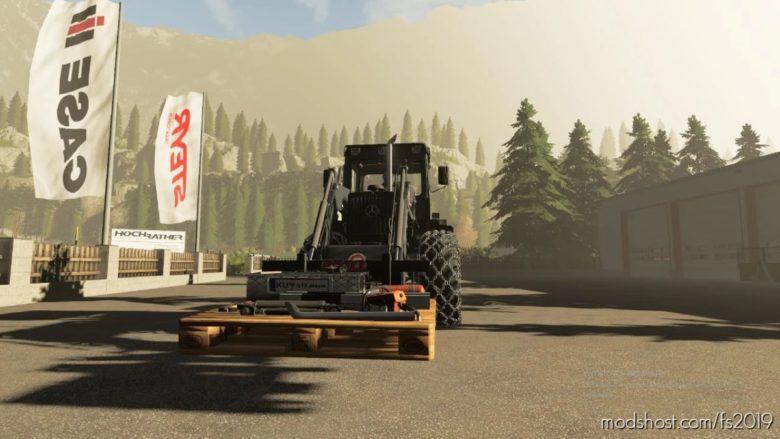 Forst Palette for Farming Simulator 19
