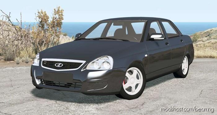 Lada Priora (2170) 2013 V2.0 for BeamNG.drive