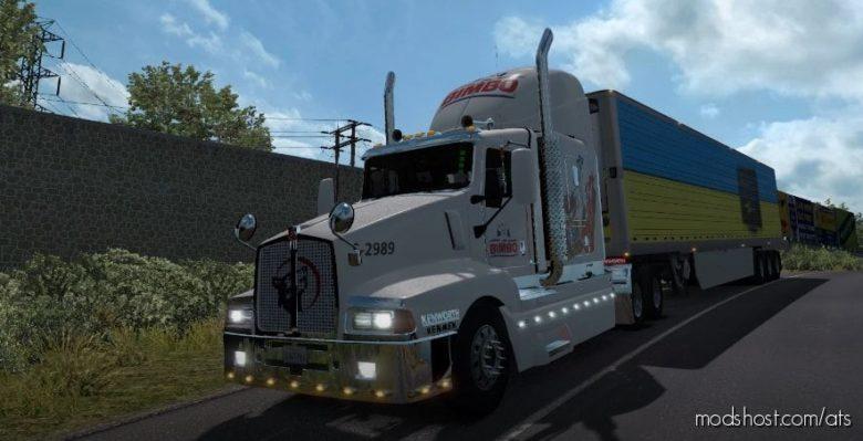 Kenworth T600 Kororuz Edit [1.40] for American Truck Simulator