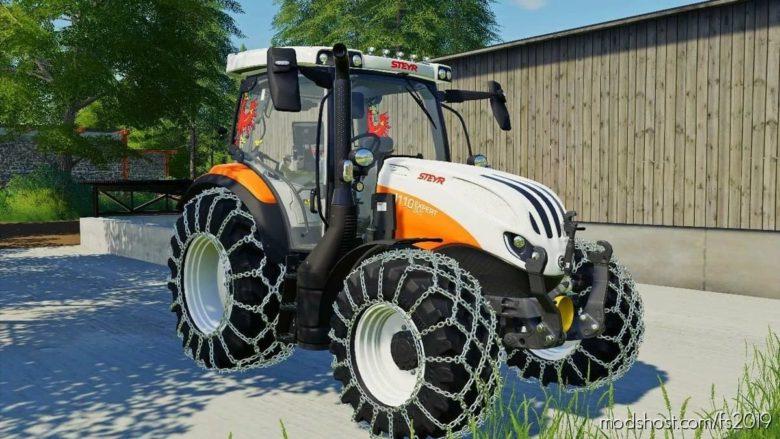 Steyr Expert CVT By Ziegenpeter V2.0.0.1 for Farming Simulator 19