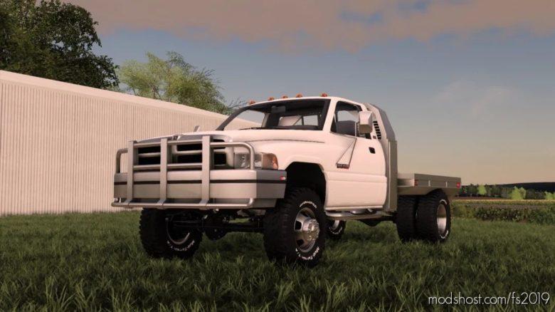 1995 Dodge 3500 for Farming Simulator 19