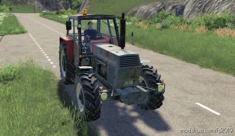 Zetor Crystal 12045 for Farming Simulator 19
