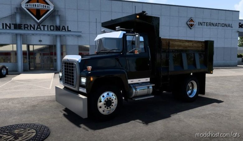 Ford L-Series Custom Truck [1.40] for American Truck Simulator