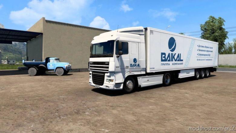 Combo Skin GC Baikal for Euro Truck Simulator 2