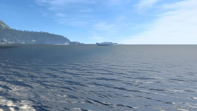 Water HD [1.40] for Euro Truck Simulator 2