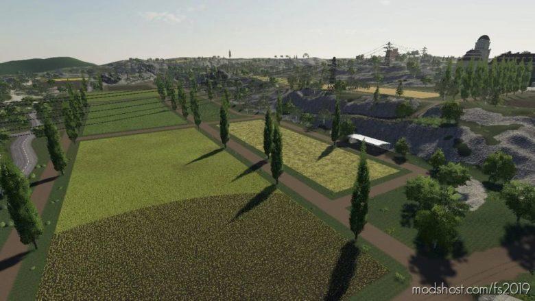 Hagensted Railway for Farming Simulator 19
