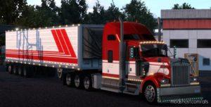 Kenworth W900 Custom With Pinga Truck Parts [1.40] for American Truck Simulator