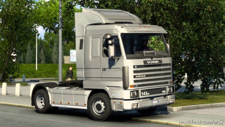 Scania 3 Series V5.5 for Euro Truck Simulator 2