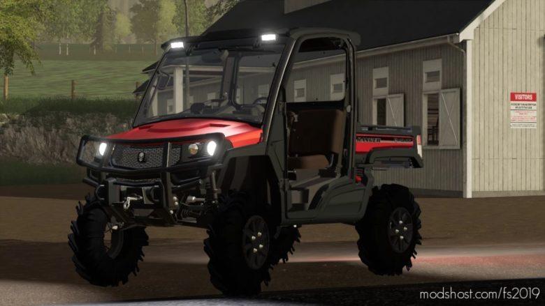 Multiple Brand SXS for Farming Simulator 19