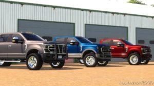 2020 Ford F-Series Edit V1.3 for Farming Simulator 19