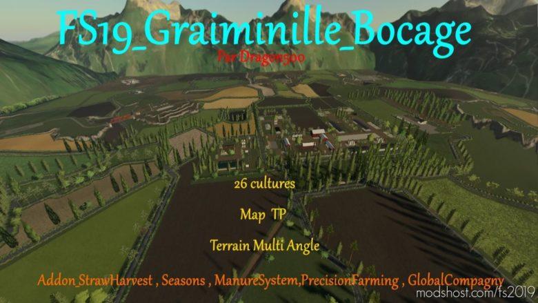 Graiminille Bocage for Farming Simulator 19