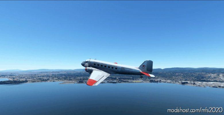 Douglas DC3 (Working Cockpit) V0.1 for Microsoft Flight Simulator 2020
