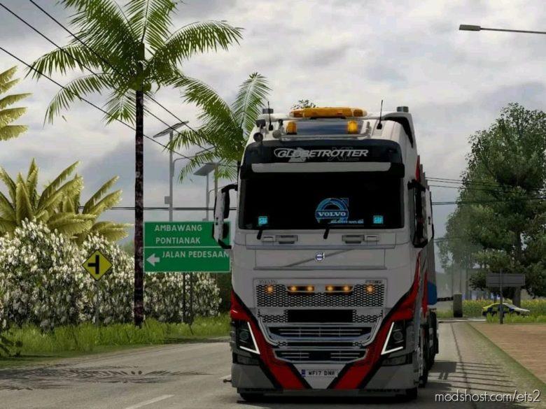 LAG FIX Mod [1.40] for Euro Truck Simulator 2