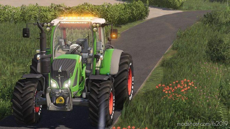 Fendt 500 S4 Vario Edit for Farming Simulator 19