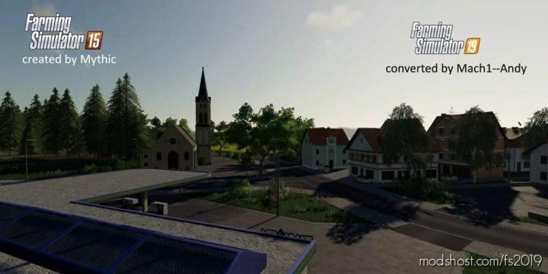Tunxdorf 2K21 Reloaded V1.2 for Farming Simulator 19