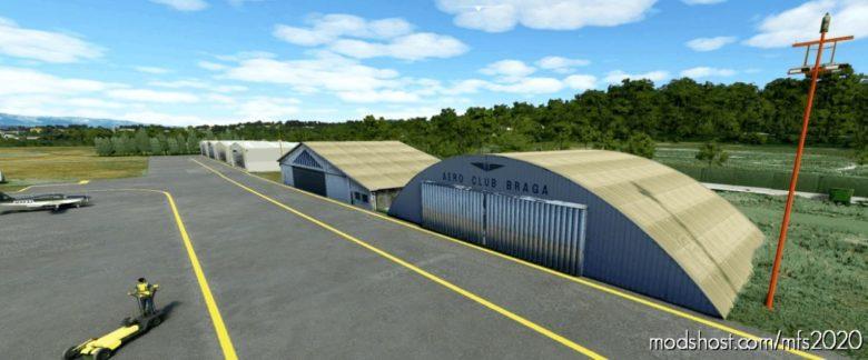 Lpbr – Braga V0.1 for Microsoft Flight Simulator 2020