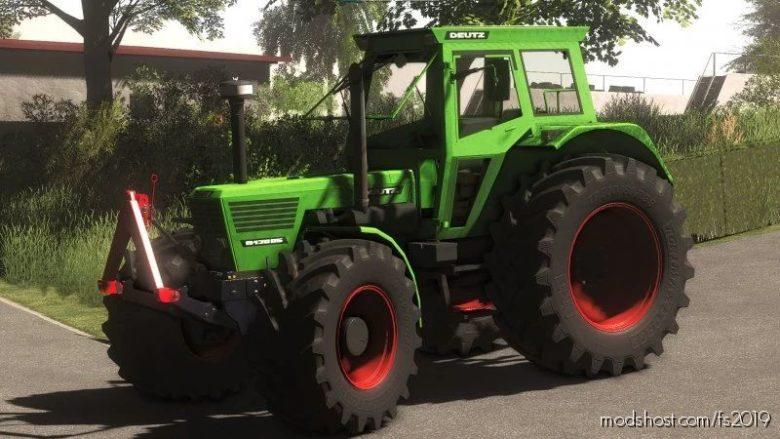Deutz KHD 8006, 10006, 13006 for Farming Simulator 19