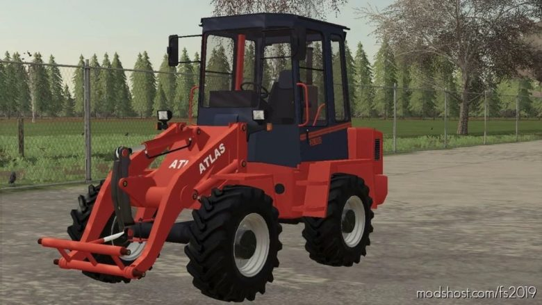 Atlas for Farming Simulator 19