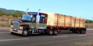 Transcraft Eagle Flatbed [1.40] for American Truck Simulator